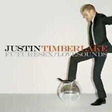 "JUSTIN TIMBERLAKE ""FUTURESEX/LOVESOUNDS"" CD NEUWARE"