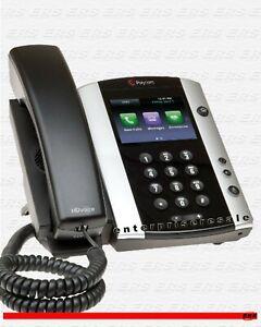 Polycom VVX 500 IP Gigabit Phone 2200-44500-025 VVX500 POE (Grade B)