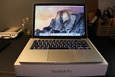 "Apple MacBook Pro A1502 13.3"" Laptop i5, 256GB SSD, 8GB RAM (July, 2014) #300"