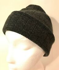 Charcoal Thinsulate 40 Gram Fleece Lined Beanie Large