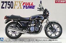 Aoshima 1/12 BIKE Kawasaki Z750FX Full Tune Plastic Model Kit from Japan NEW