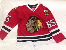 Sewn Reebok Chicago Blackhawks Andrew Shaw Jersey Youth L *See Description CCM