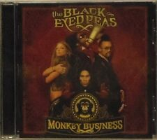 THE BLACK EYED PEAS 'MONKEY BUSINESS' 15-TRACK CD SEALED