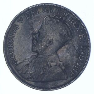 Better Date - 1914 Canada 50 Cents - SILVER *183