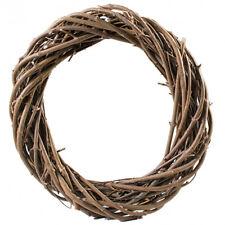 """Rustic Maple Branch Wreath - 11"""" Diameter"""