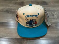VINTAGE CHARLOTTE HORNETS SPORTS SPECIALTIES FITTED 7 1/4 SNAPBACK
