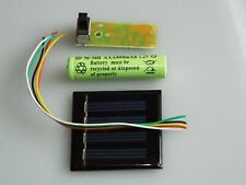 5Pcs 2V 80mA Mini módulo de panel de células solares poly Hazlo tú mismo juguetes cargador de teléfono f