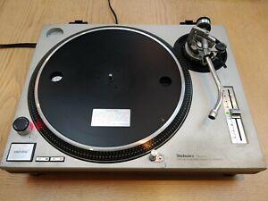 Technics SL-1200MK2 Turntable - Silver
