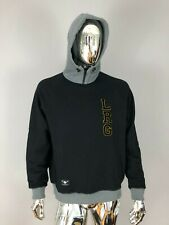 LRG Lifted Research Group Men's Black Color Sweatshirt Size M