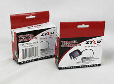 ZIZO Travel Wall Charger iPhone 4, 4S, iPhone 3G/3GS, iPod (Black) TC01-IPH4G