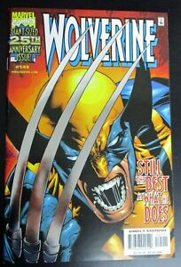 Wolverine #145 High Grade Foil Enhanced Cover
