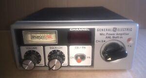 ~ Vintage GE General Electric 3-5804F Mobile CB Radio Transceiver