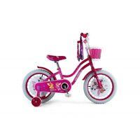 Micargi ELLIE-G-16-PK-HPK 16 in. Girls Bicycle Pink & Hot Pink