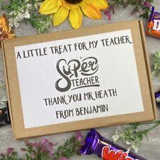 Super Teacher, Chocolate Hamper, End Of Year Teacher Gift, Thank You Teacher