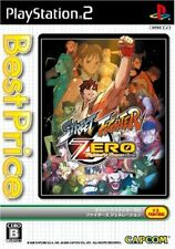 New NEW PS2 Street Fighter Zero - Fighters Generation Best Price Japan Import