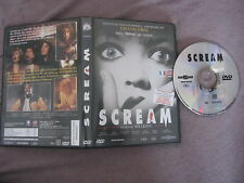 Scream de Wes Craven avec David Arquette, DVD, Horreur