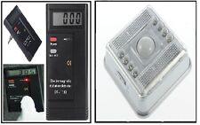 Ghost Lettore EMF Spirit Misuratore rilevatore di paranormale e Allarme Sensore di movimento CACCIA