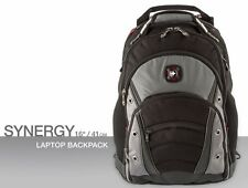Swissgear Synergy 16-inch Laptop Backpack - Black/Grey - GA-7305-14F00