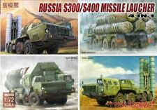 Modelcollect 1/72 S300 / S400  Russian Missile Launcher (4 Options)