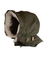 FISHTAIL HOOD M65 PARKA Genuine Made in US Military New Vintage Olive Green Drab