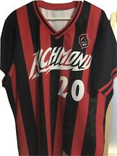 Richmond Flying Squirrels 2014 Team Signed World Cup Jersey