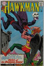 Hawkman #17 (Dec-Jan 1967, DC), VFN-NM condition