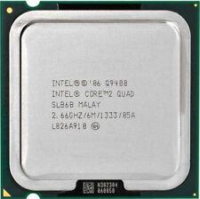 Intel Core 2 Quad Q9400 2.66 GHz Quad-Core CPU LGA775 Prozessor SLB6B
