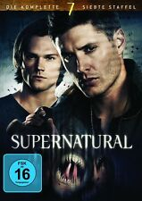 Supernatural - Season/Staffel 7 Komplett * NEU OVP * 6 DVD Box
