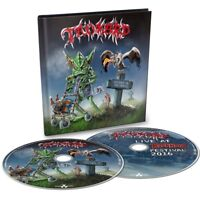 TANKARD - ONE FOOT IN THE GRAVE  2 CD NEW!