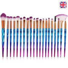 20pcs Makeup Brushes Cosmetic Tool Kabuki Outstanding Powder Brush Set Case
