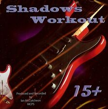 SHADOWS WORKOUT 15+    BACKING TRACK CD BY Ian McCutcheon