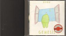 GENESIS DUKE 12 track NEW CD Virgin UK CBRD 101 1980-1984 Phil Collins
