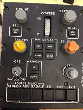 RAF Aircraft Cockpit Smiths Industries Flight Navigation DMS Unit