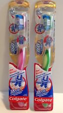 2 X Colgate 360 Surround Toothbrush ~ Soft