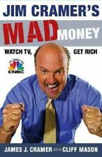 Jim Cramer's Mad Money, hardcover with dust jacket