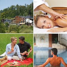 Schwarzwald 3 Tage Wellness Urlaub 4★ Mönchs Waldhotel + Halbpension 2 Personen