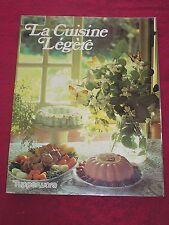 Livre de cuisine TUPPERWARE / La cuisine Légère / Rare