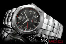 Casio watch Edifice EF-126D-1A EF-126D Double-Lock Brand New Original 2Yr Guarr