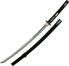 "CAS Hanwei Pc2415 Raptor UNOKUBI ZUKURI Katana 28.5"" Blade Historical Style"