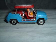 CORGI TOY # 240 GHIA FIAT 600 JOLLY NEW COVER IN USED SCROLL DOWN FOR THE PHOTOS