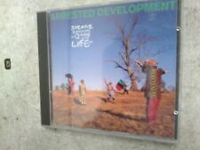 ARRESTED DEVELOPEMENT - 3 YRS 5 MTHS & 2 DAYS IN THE LIFE OF  - CD ALBUM - (R12)