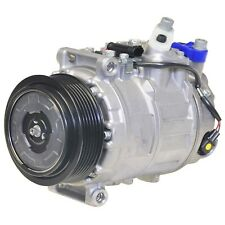 Air Condition A/C Compressor with Clutch Denso For Mercedes W203 W215 C230 C320