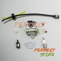 Carburetor Kit For Ryobi RY34006 4 Cycle X430 30cc Trimmer Replace 309375002