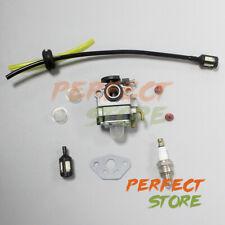 Carburetor Kit For Ryobi RY34006 4 Cycle X430 30cc Trimmer Replace 309375002