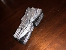 """MEGATRON revenge of the fallen Vehicle Small 2"""" Approx Vgc Collectable Silver"""