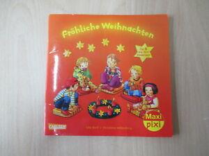 Maxi-Pixi - FRÖHLICHE WEIHNACHTEN - Die 5 aus dem Kindernest - Nr. 168 Serie 42