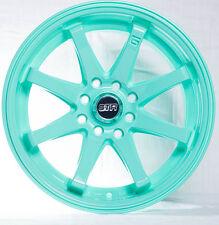 STR 522 15X8 4X100/114.3 et15 MINT Wheel  (1 Rim Only)