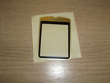 New Genuine Original Motorola V3 Gold Dolce Gabbana LCD Screen Lens Inner Cover