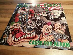 Agnostic Front cause for alarm vinyl