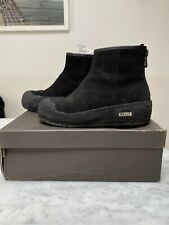Bally Guard ii Curling Ankle Boots Size 36 Womens